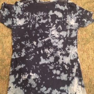 Hot Topic Tops - No chill tye-dye  t-shirt